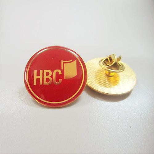 Huy hiệu đồng Gia Công và Sản Xuất Công ty Rồng Vàng 4